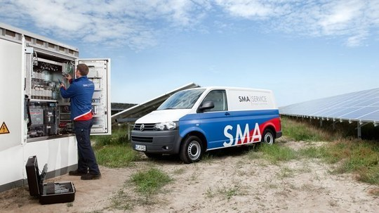 SMA once again topped the 2017 O & M (Operation and Maintenance) service providers throne