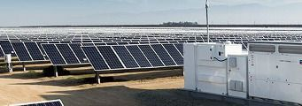 Large-scale photovoltaic power station